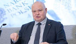 Adam Glapiński, szef NBP