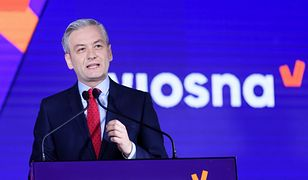 Lublin. Mobbing w Wiośnie. Mocne oświadczenie kandydata partii do PE