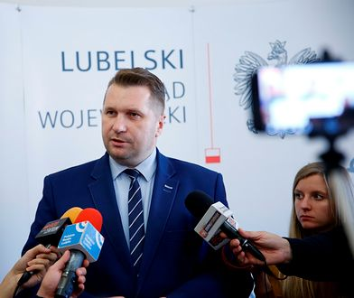 Wojewoda lubelski Przemysław Czarnek pozywa wykładowcę UMCS. Poszło o słowa Tomasza Kitlińskiego