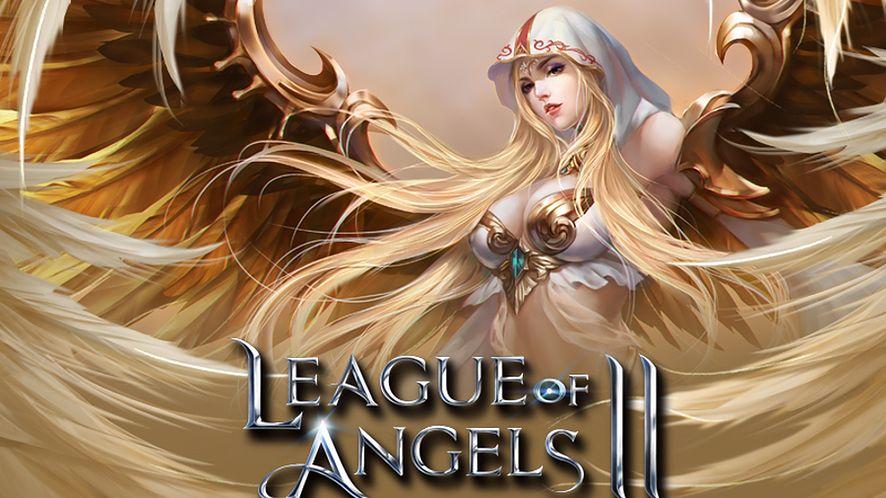 Gramy w League of Angels 2. Bohaterowie, anioły i demony – to potrafi wciągnąć