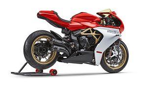 MV Agusta stworzy elektryczny motocykl. Ale jeszcze nie teraz