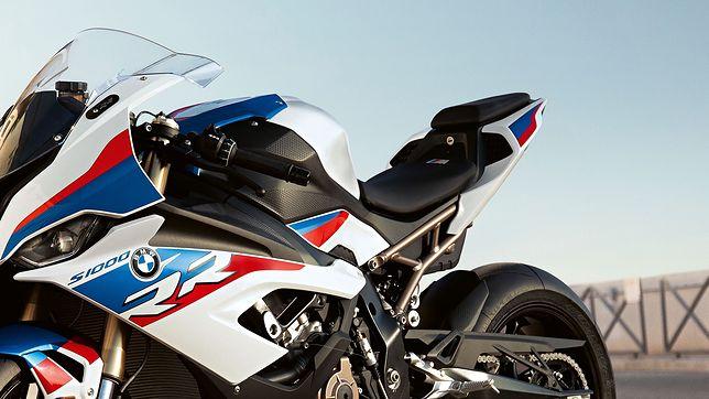 Czy BMW S 1000 RR będzie pierwszym motocyklem z aktywną aerodynamiką? Czas pokaże