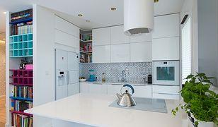 Szkło zamiast kafli w kuchni - wady i zalety