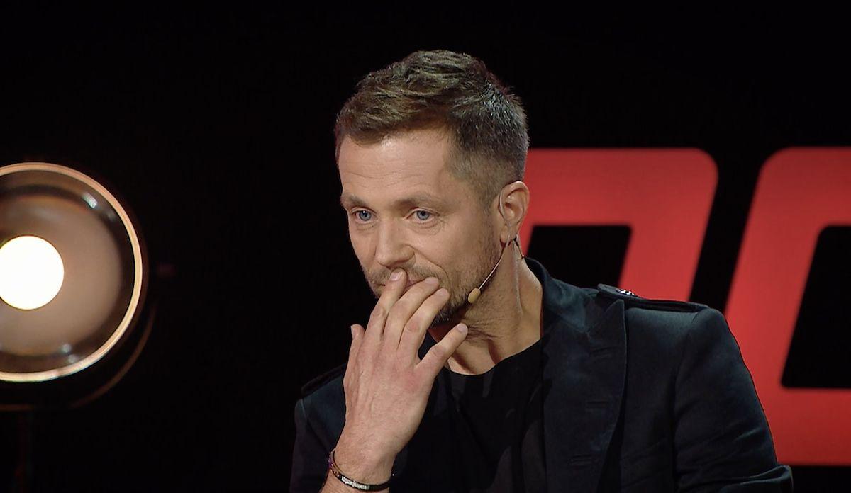 Michał Kostrzewski wzruszył się historią uczestniczki