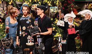Włoskie życie w stylu Dolce & Gabbana