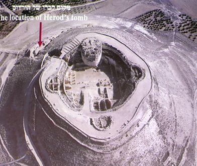 Archeolodzy odnaleźli grób króla Heroda