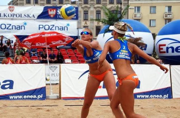 Plaża Wolności w Poznaniu. Będą grać w siatkówkę plażową w centrum miasta