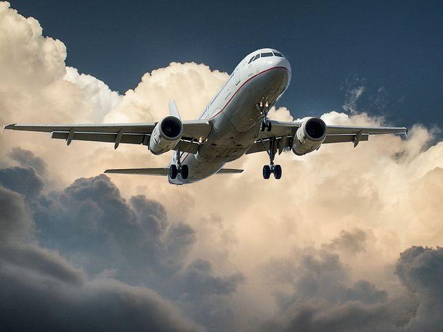 Samolot lecący do Warszawy miał usterkę. Lądował w Nowym Jorku