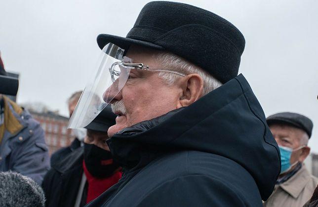 Lech Wałęsa i życzenia dla prezesa PiS. Kaczyński mógł się zdziwić