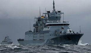 Cud niemieckiej inżynierii. Okręt za 3 mld euro, który nie działa