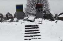Pomnik niezgody. Przypomina o polskich ofiarach i ukraińskich oprawcach.