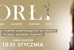Rusza przegląd Orłów 2018 - XX jubileuszowego Konkursu Polskich Nagród Filmowych