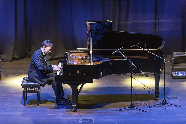 Grzegorz Niemczuk zagrał utwory największych kompozytorów
