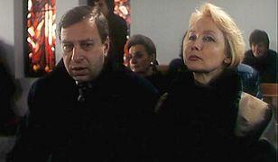 """Pola Raksa i Jerzy Stuhr w filmie """"Uprowadzenie Agaty"""", opowiadającym o jednym z największych skandali obyczajowych i politycznych Polski lat 90."""