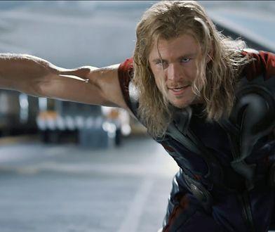 Chris Hemsworth jako Thor