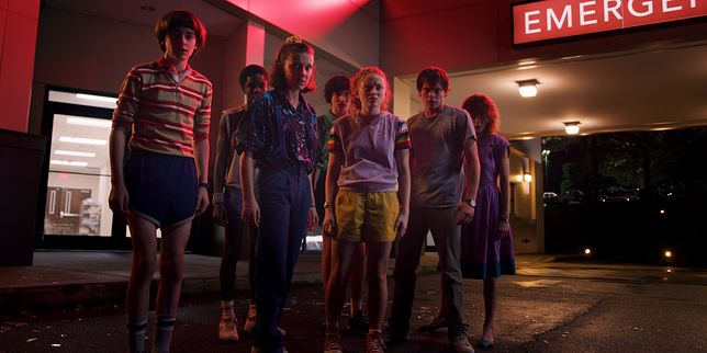 "Nowy sezon ""Stranger Things"""