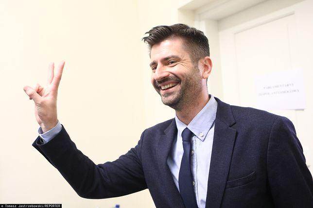 Wybory prezydenckie 2020. Krzysztof Śmiszek rozwiewa wątpliwości