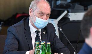 """Macierewicz o raporcie podkomisji smoleńskiej. """"Nie można wskazać daty jego publikacji"""""""
