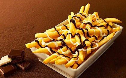 Nowość w menu McDonald's. Sieć będzie serwować frytki z czekoladą