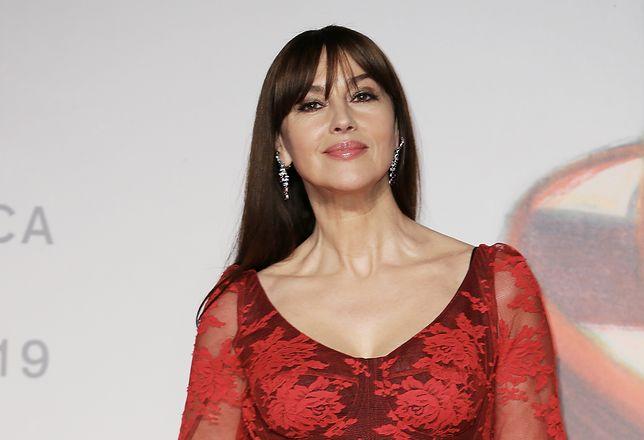 Monica Bellucci skończy we wrześniu 57 lat