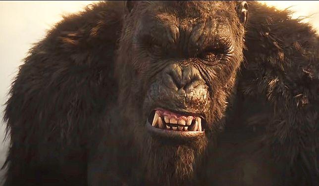 """Godzolla vs. Kong"" podbił chińskie kina."