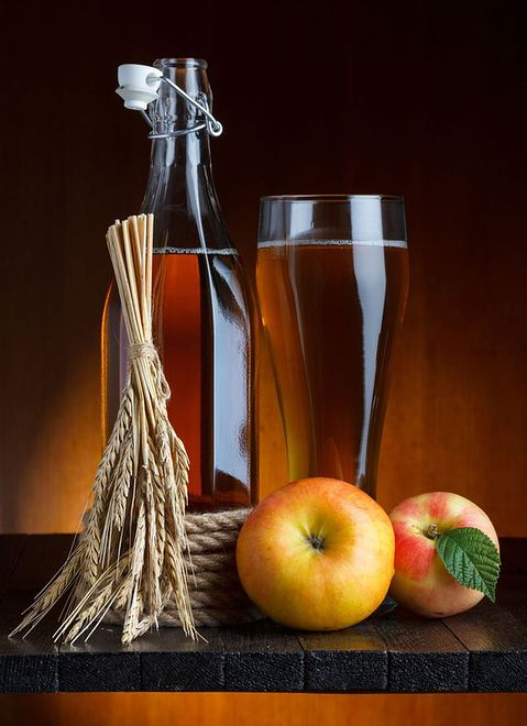 Jakie są korzyści z picia cydru?
