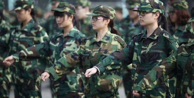 Nieustraszone agentki. Kobiety, które ochraniają chińskie elity