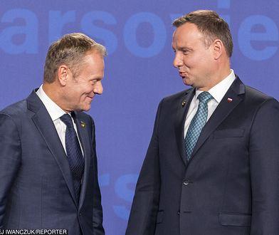 Wybory prezydenckie w 2020 roku. Gowin: Andrzej Duda zmierzy się z Donaldem Tuskiem