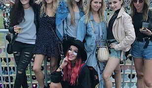 Festiwal muzyki czy lansu? Które polskie gwiazdy bawią się na Open'erze?