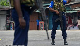 Sri Lanka. Wymiana ognia, 15 osób nie żyje