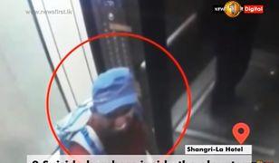 Sri Lanka. Terroryści z plecakami tuż przed zamachem. Szokujące nagrania wideo