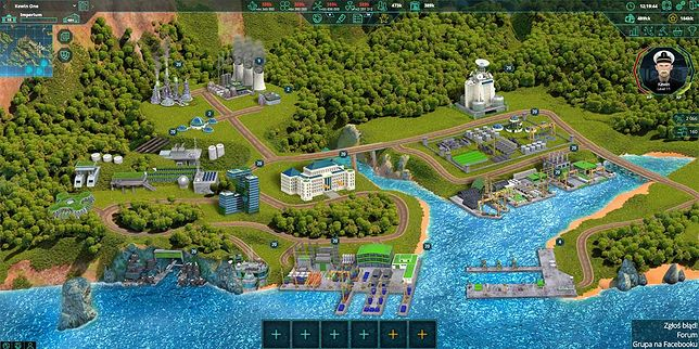 """Screen z gry """"Islandoom"""""""