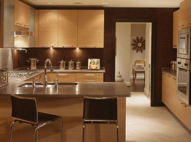 Jakie ściany w kuchni?  Aranżacje kuchni jaki kolor   -> Kolory Kuchni Sciany