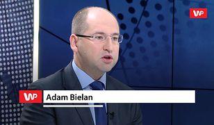 Adam Bielan wzburzony. Mocne słowa pod adresem Niemiec