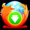 Firefox Download Unblocker icon