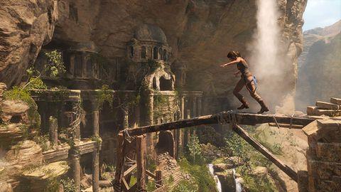 Ogrywamy Rise of the Tomb Raider. Dwie karty w SLI to dla Lary za mało?