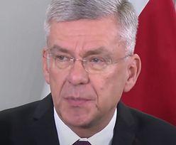 Karczewski: Tusk bałby się podejmować takie decyzje jak my