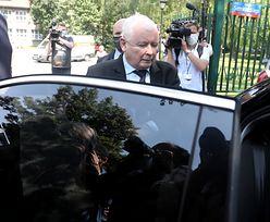 Co robił Jarosław Kaczyński w czasie wieczoru wyborczego? Już to wiemy