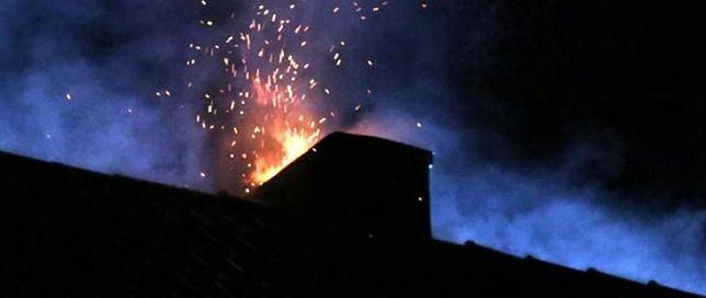 Bielsko-Biała. Zapalenie się sadzy jest przyczyną wielu pożarów.