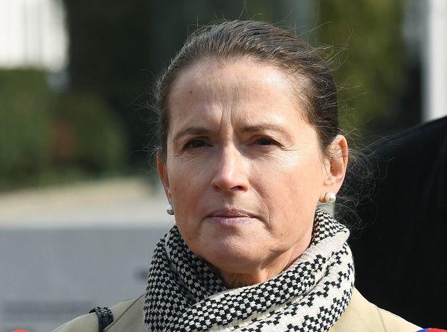 Monika Jaruzelska chce zostać radną