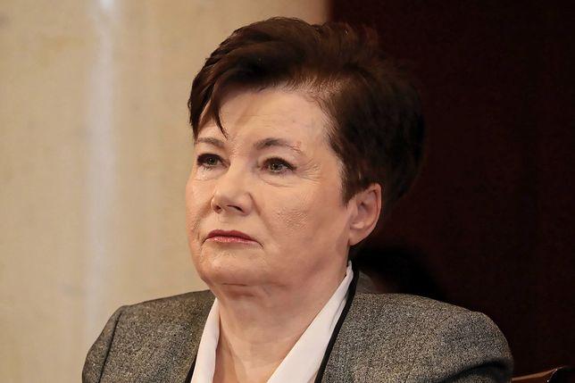 Hanna Gronkiewicz-Waltz po 12 latach odchodzi z ratusza
