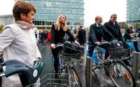 Rowery ważne dla ministrów transportu