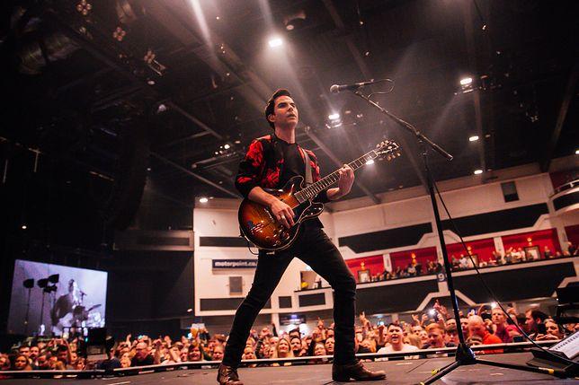 Stereophonics zagrali 15 marca w Motorpoint Arena, mieszczącej 5 tys. osób