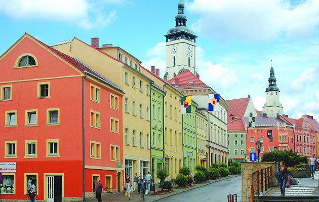 Najstarsze polskie miasta - Złotoryja