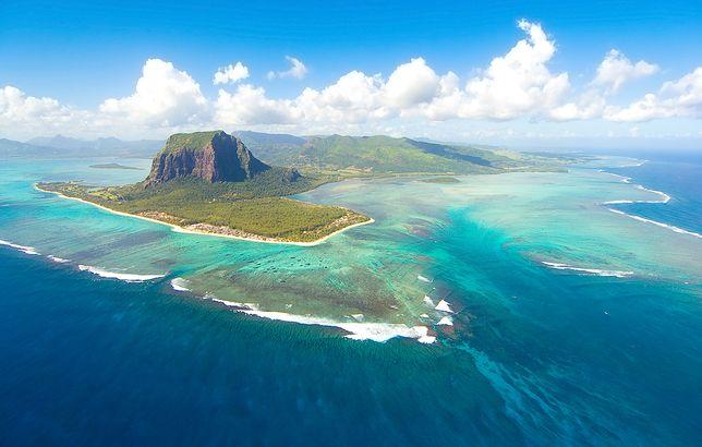 Mauritius - wyspa na Oceanie Indyjskim