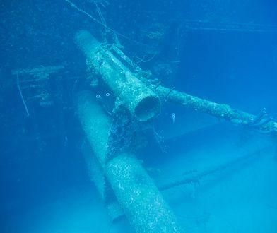 W zbiornikach statku może znajdować sięnawet 150 ton oleju