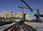 PKB Grecji spadł w IV kwartale 2010 o 1,4 proc.