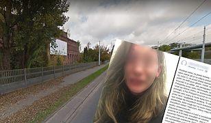 """Atak na studentkę w Łodzi. """"Od dzisiaj boję się chodzić po ulicy"""""""