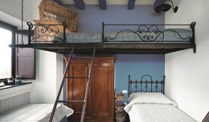 Błękitne ściany - bezkresna harmonia we wnętrzu