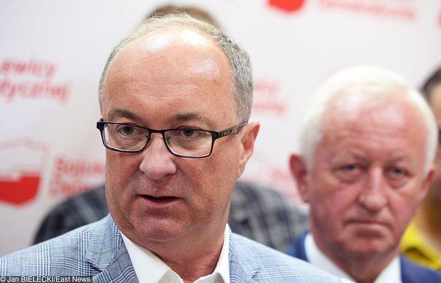Włodzimierz Czarzasty: Jeżeli nie pójdziemy wspólnie do wyborów, PiS wygra